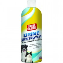 "Simple Solution Dog Urine Destroyer 32oz 3.13"" x 3.13"" x 9.57"