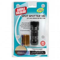 "Simple Solution Spot Spotter HD Urine Detector 2.75"" x 5.88"" x 8.25"""