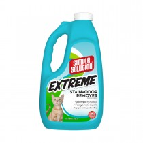 """Simple Solution Extreme Cat Stain and Odor Remover 1 Gallon 5.42"""" x 7.09"""" x 11.88"""""""