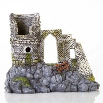 """BioBubble Decorative Mow Cap Castle Small 7.25"""" x 4.75"""" x 6"""" - BIO-60264900"""