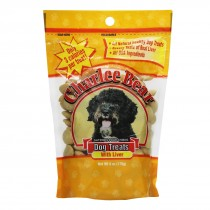 Charlee Bear Dog Treat Liver 6oz