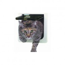 Ideal Lockable Cat Flap Door - CF