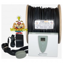 Perimeter Technologies Perimeter Ultra Fence System 16 gauge WiseWire® - PTPCC-200-WW-16G