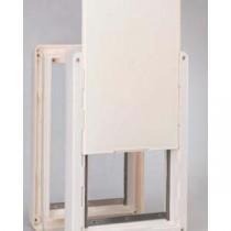 Ideal Ruff Weather Pet Door Medium - RWMPD