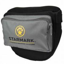 Starmark Dog Pro Training Treat Pouch Black/Gray